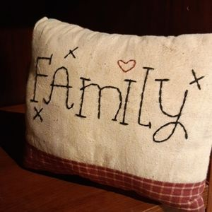 Other - Country decor pillow